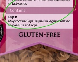 New Gluten-Free Ingredient May Cause Allergic Reaction