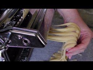 Homemade Gluten-Free Pasta Recipe