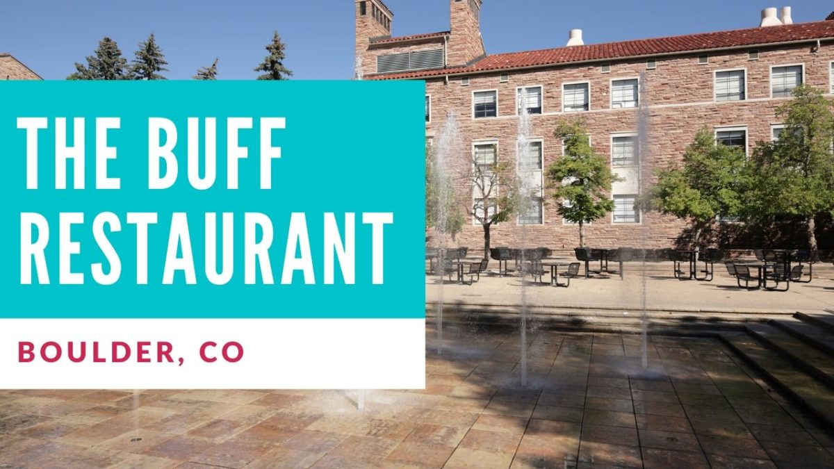 gluten free options at the buff restaurant