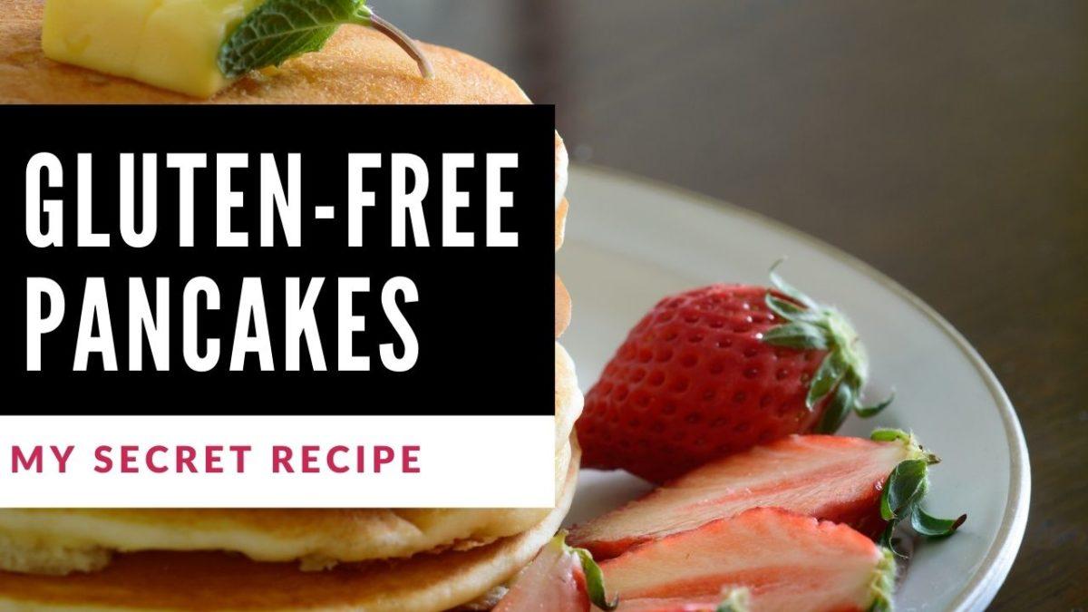 gluten free pancakes image